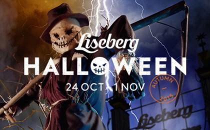 Halloween in Liseberg