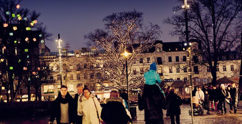 Weihnachten in Malmö