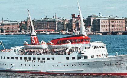 Stena Line - Poseidon
