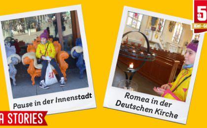 Stena Stories - Göteborger Innenstadt und Deutsche Kirche