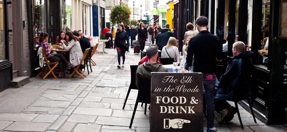 Essen in London