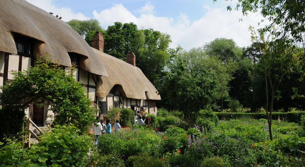 Cottage von Anne Hathaway